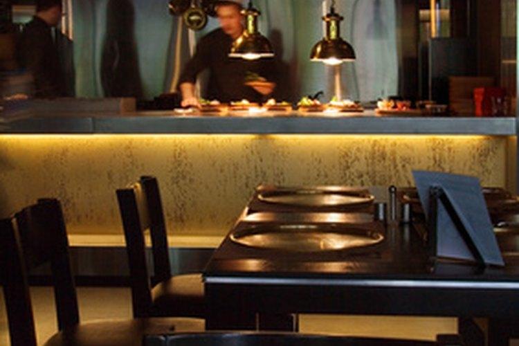 Descripcin de puesto para empleados de restaurantes