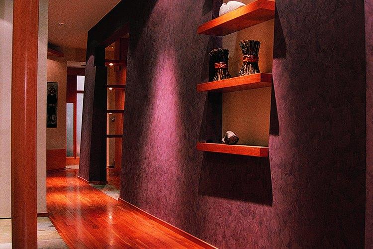 Colores de pintura para complementar pisos de madera