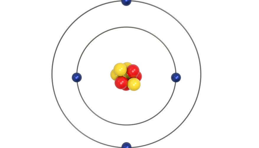 How to Find How Many Protons, Neutrons & Electrons Are in