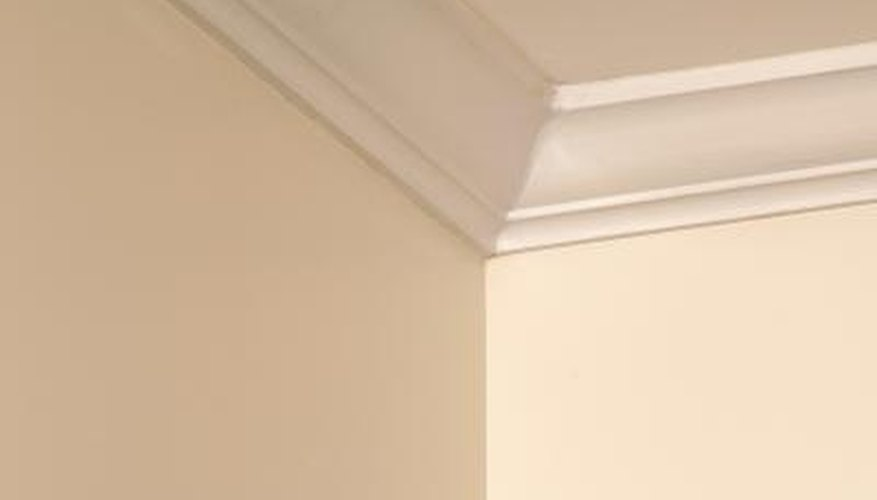 Ceiling Trim Border Painting Ideas