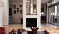 Middle of the Room Fireplace Ideas | HomeSteady