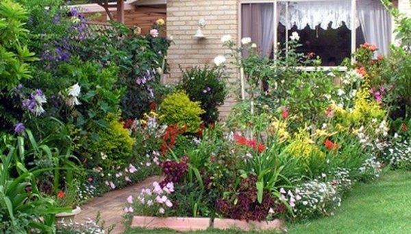 design flower bed