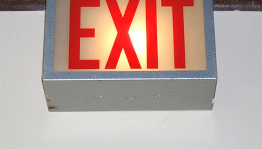 What Are the Emergency Lighting Requirements in Commercial