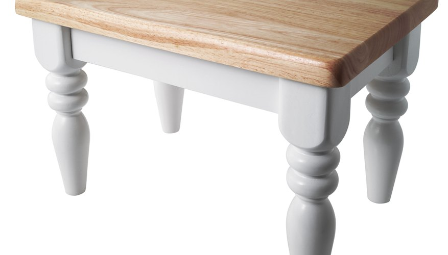 How To Attach Table Top To Legs