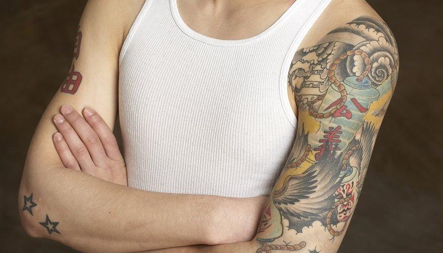 Cómo Escoger Un Tatuaje Que Sirva Para Cubrir Otro Geniolandia