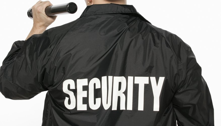 Armed Security Guard Pay