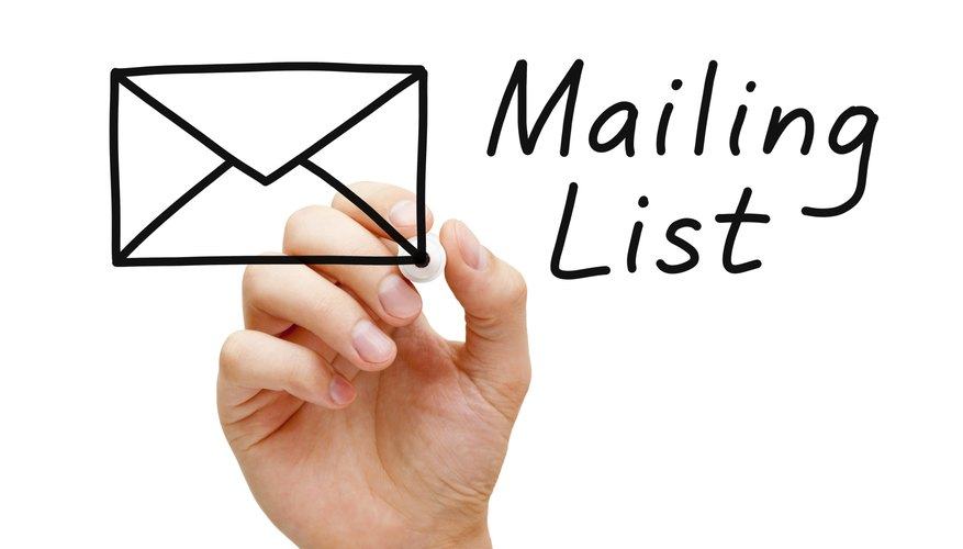 Image result for interactive email list