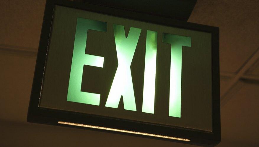 OSHA Emergency Lighting Requirements