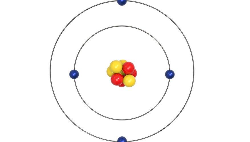 atomic diagram of mercury