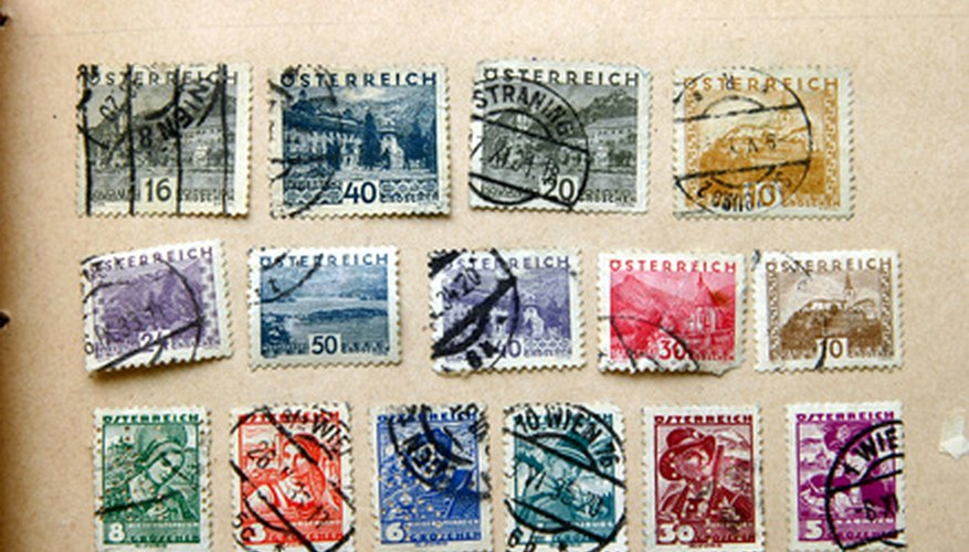 How To Sell Used Postage Stamps Our Pastimes