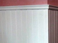 How to Install Wainscoting With a Chair Rail | eHow