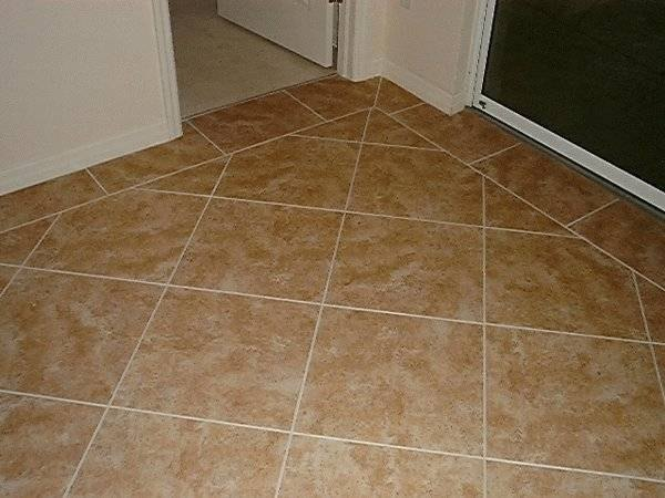 How to Lay Tiles Diagonally  eHow