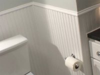 Ideas for Decorating with Beadboard in a Bathroom | eHow