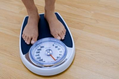 Fast weight loss can cause lose skin.