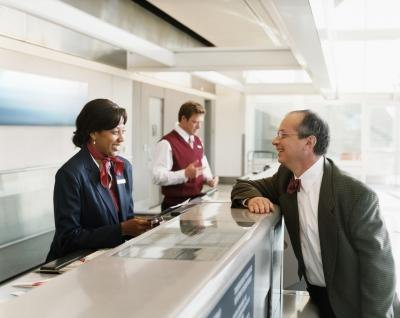 How to Become an Airline Ticket Agent (with Pictures) | eHow