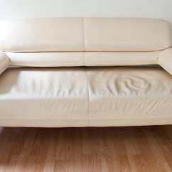 Can You Clean White Leather Sofas Sofa Bed Queen Size Philippines Homemade Furniture Cleaner With Pictures Ehow