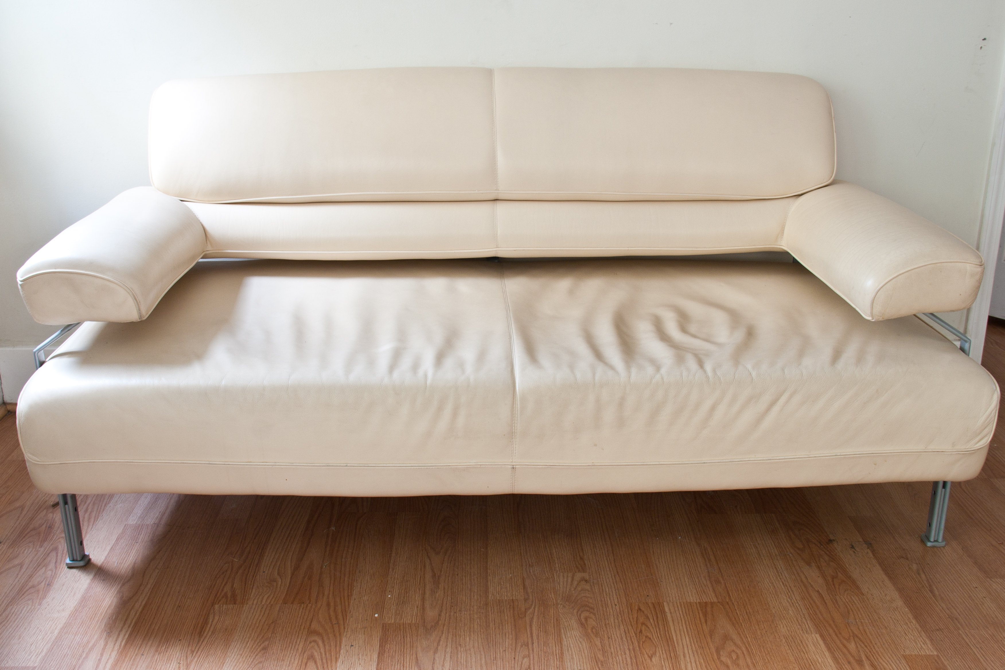 good leather cleaner for sofas sacramento ca homemade furniture with pictures ehow