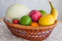 How to Make a Fruit Gift Basket (with Pictures) | eHow