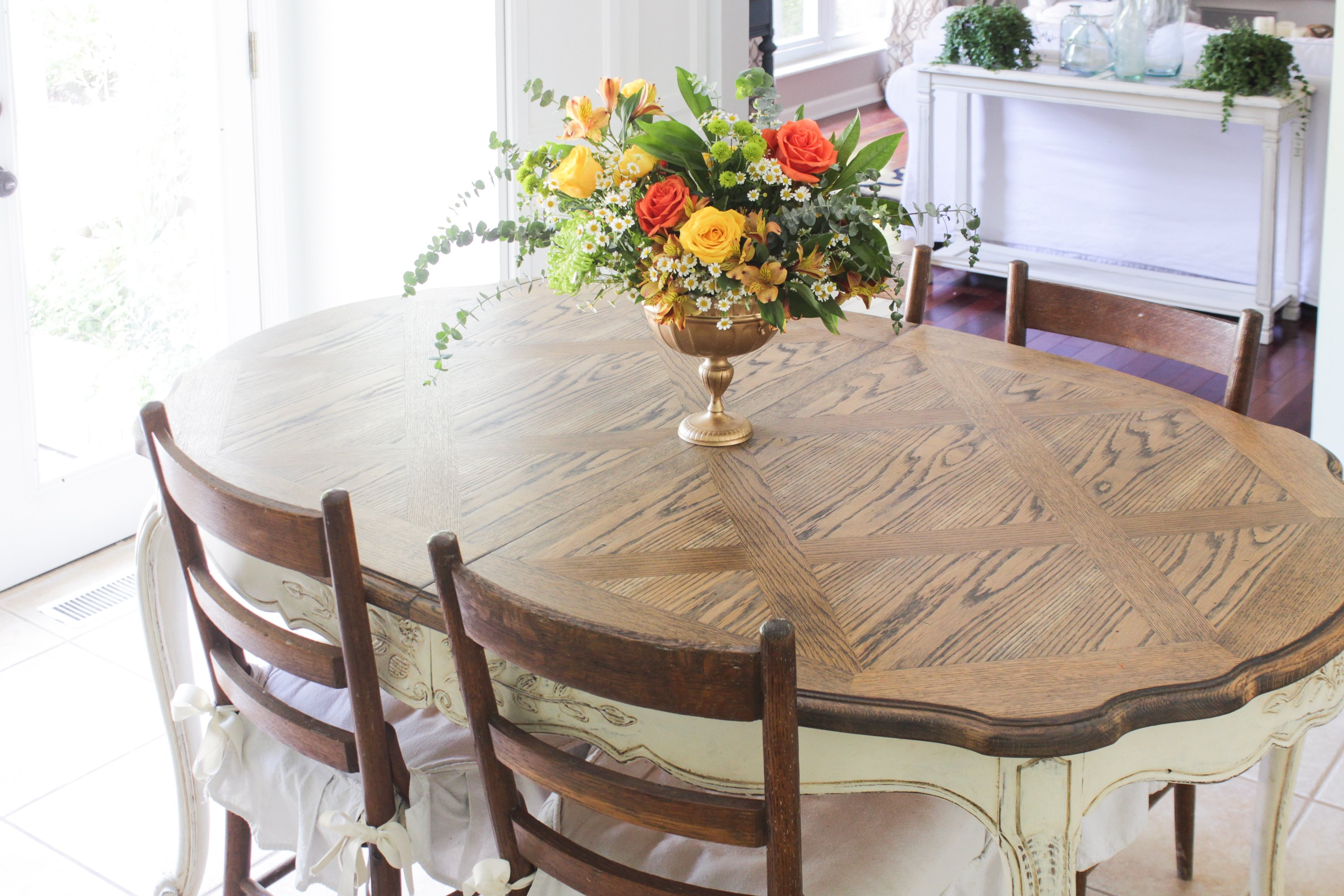 How to Strip and Refinish a Dining Table  eHow