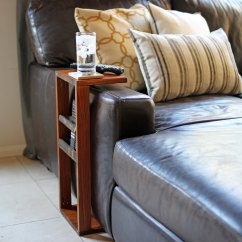 Fixing A Broken Sofa Arm Triple Power Reclining Diy Couch Table Ehow