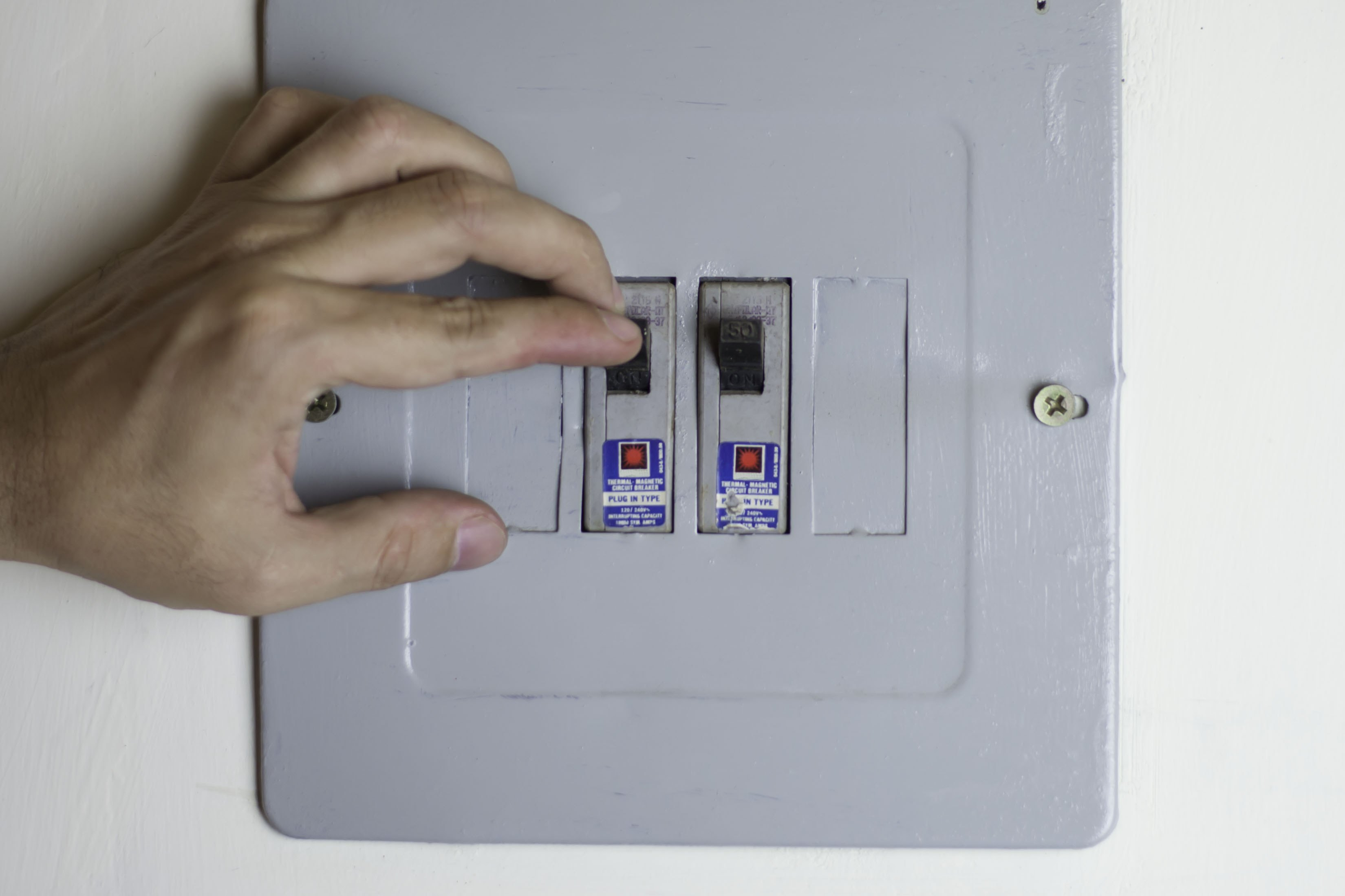 Switch Added To Control An Existing Receptacle