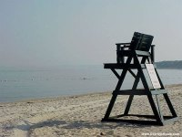 How to Build a Lifeguard Beach Chair | eHow