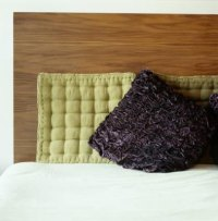 Ideas for Hanging Pillow Headboards | eHow