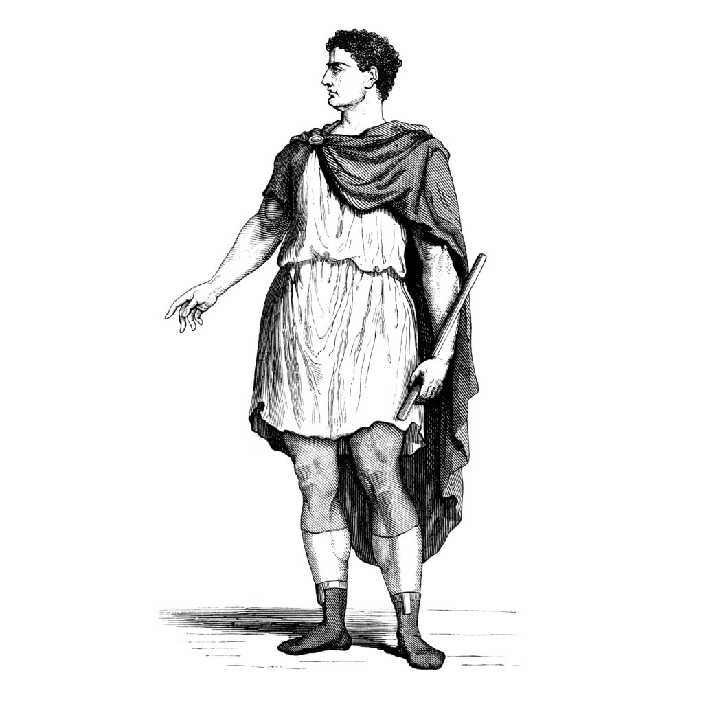How To Make An Ancient Roman Costume For Kids