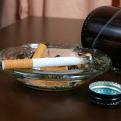 How To Clean Leather Sofa That Smells Of Smoke Whole Covers Get Cigarette Out Carpet Ehow