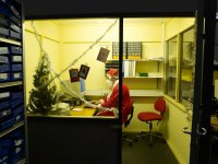 Ideas for Office Door Decorating Contest for Christmas | eHow