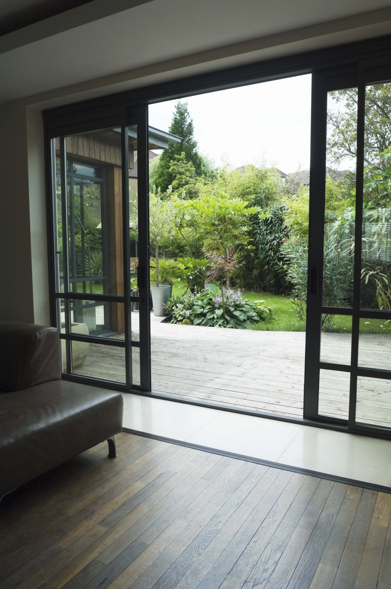 How to Fix a Squeaky Sliding Glass Door