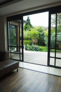 How to Fix a Squeaky Sliding Glass Door | eHow