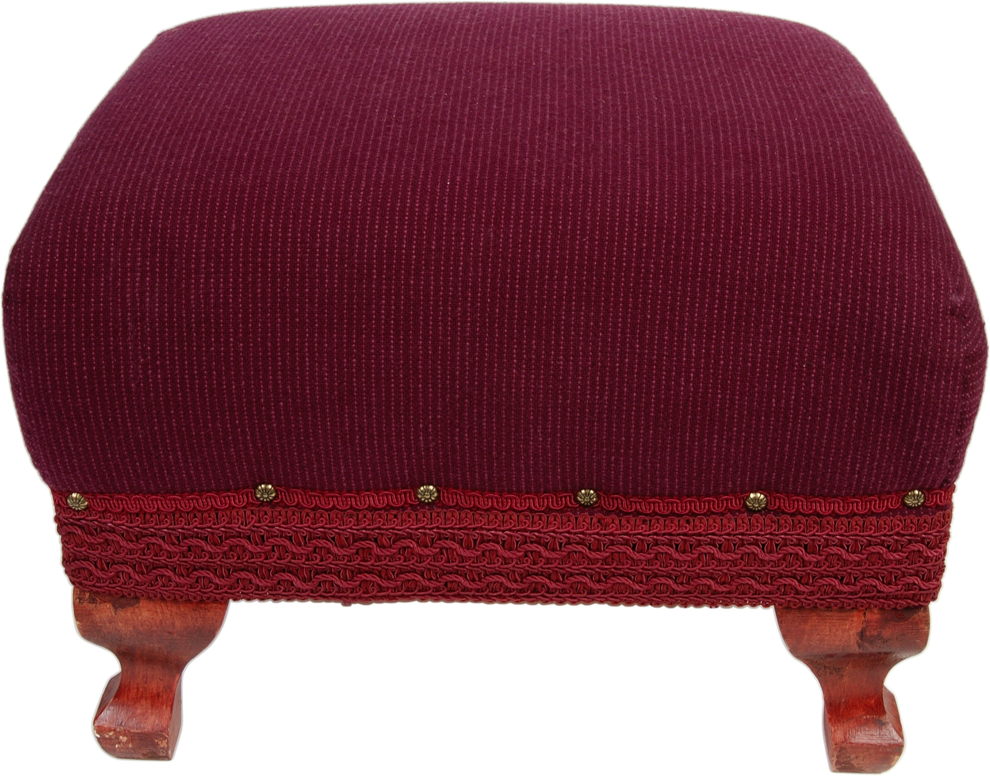 how to recover a sofa without sewing stressless corner uk an ottoman ehow