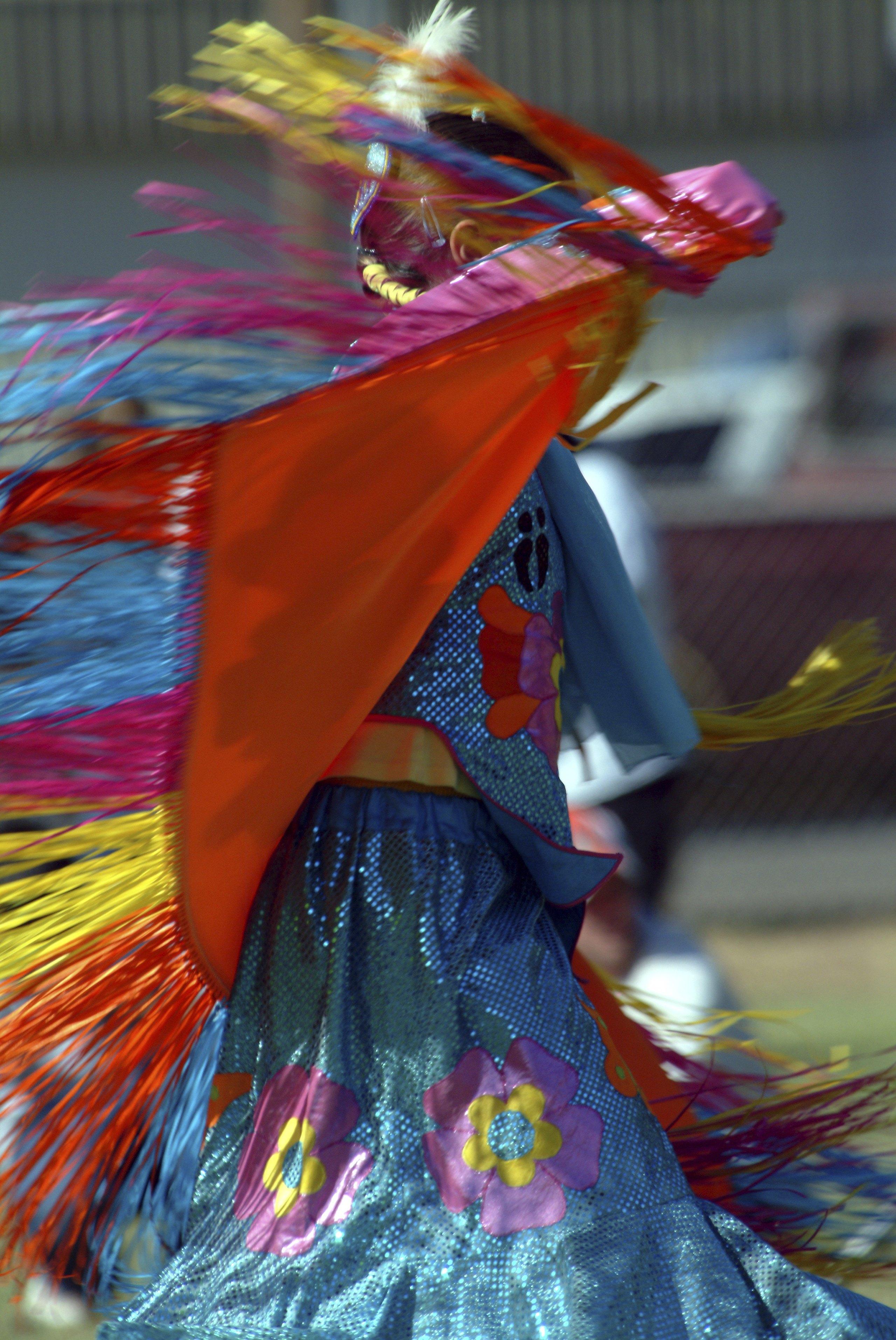 How to Fringe a Native American Shawl