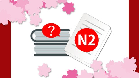 Online japanese jlpt n2 mock examinationall 3 sets
