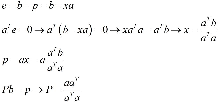 【線性代數】正交投影 - IT閱讀