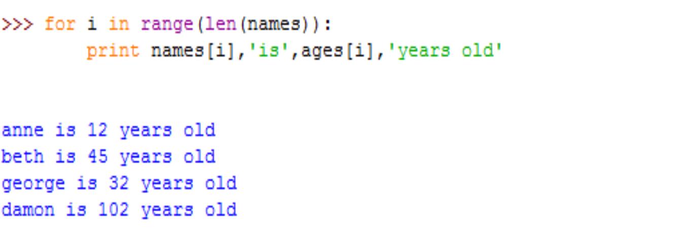 python 迭代方法及列表解析(列表推導式)_fireflylane的博客-CSDN博客