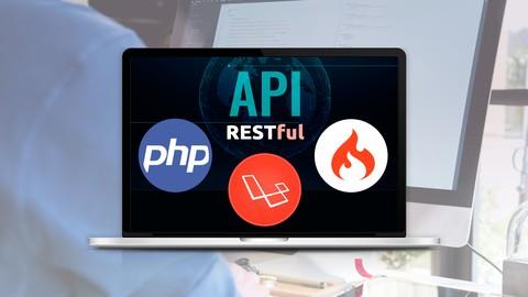 , Mster en API RESTful con PHP 7+, Laravel 6+, CodeIgniter 4+, Laravel & ReactJs