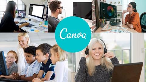 Projektowanie w Canva od Zera do Eksperta