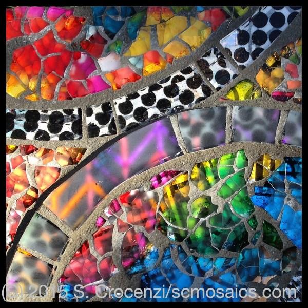Contemporary Glass Mosaic Art
