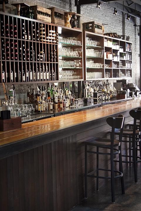 Back Of Bar Design