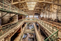 Abandoned Buildings in Milwaukee Wisconsin