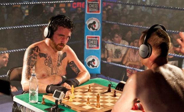 1. Chess boxing