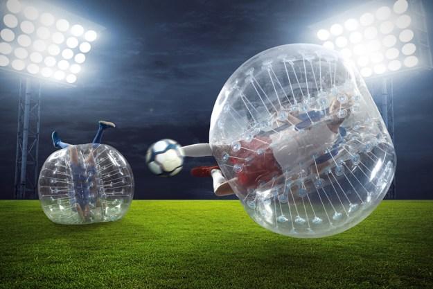 10. Bubble Football-Soccer