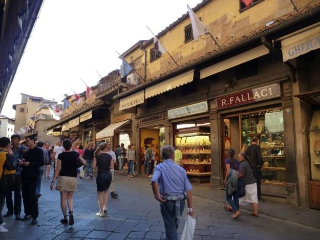3. Ponte Vecchio, Florence, Italy 3