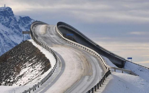 6. Camelback Bridge aka The Drunk Bridge, Norway 2