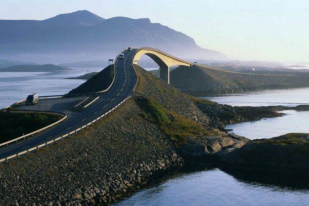 6. Camelback Bridge aka The Drunk Bridge, Norway 4