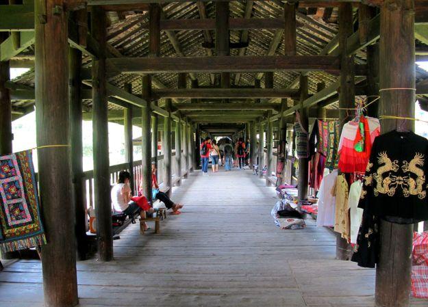 8. The Chengyang Wind And Rain Bridge, Sanjiang County, China 4