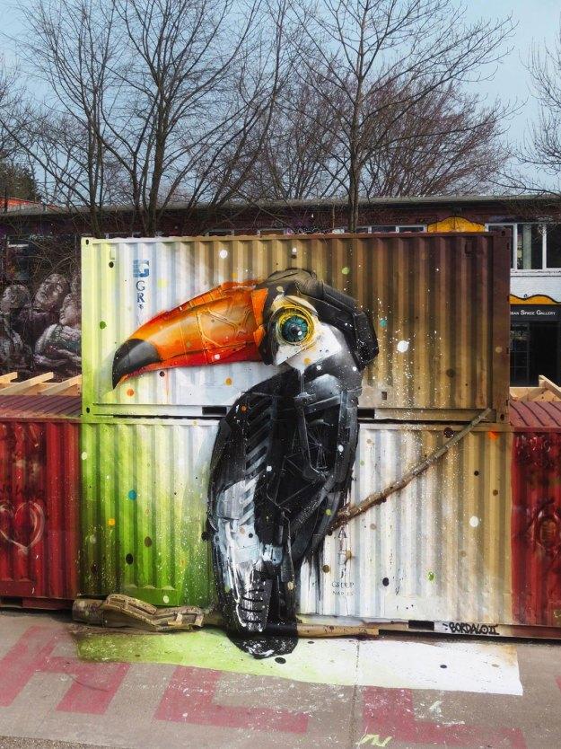 Junk Gets a Second Life as Gorgeous 3D Animal Street Art 17
