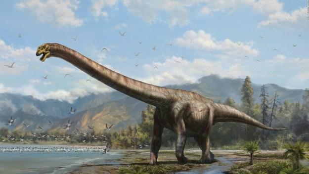 11) Mamenchisaurus